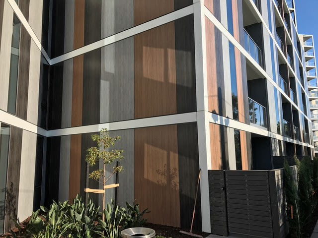 Cladding Systems - Non-Combustible Architectural Cladding